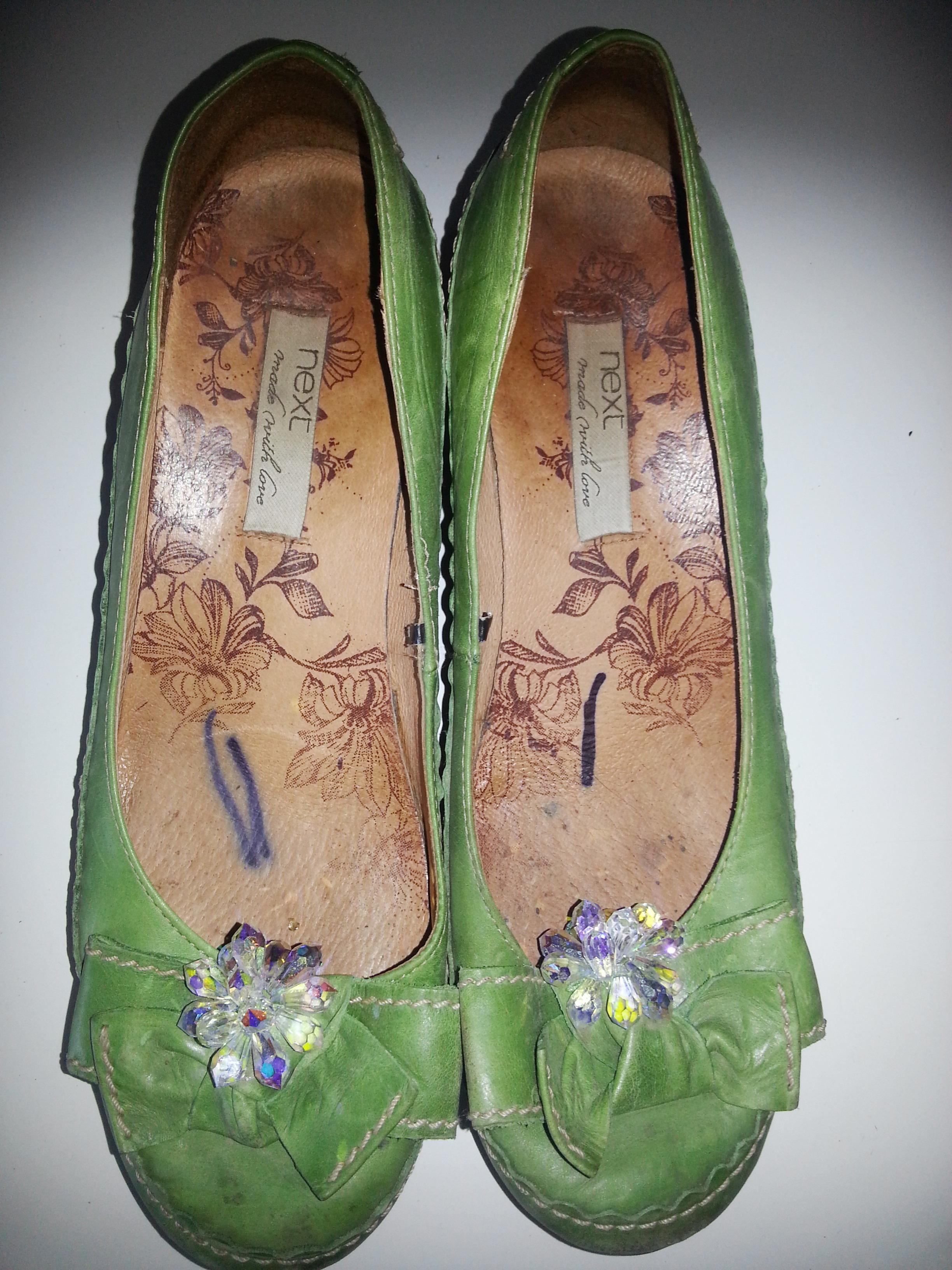 Жіночі шкіряні туфлі Next (Англія) 39 р. 400 грн.  fd2800a8e8d84